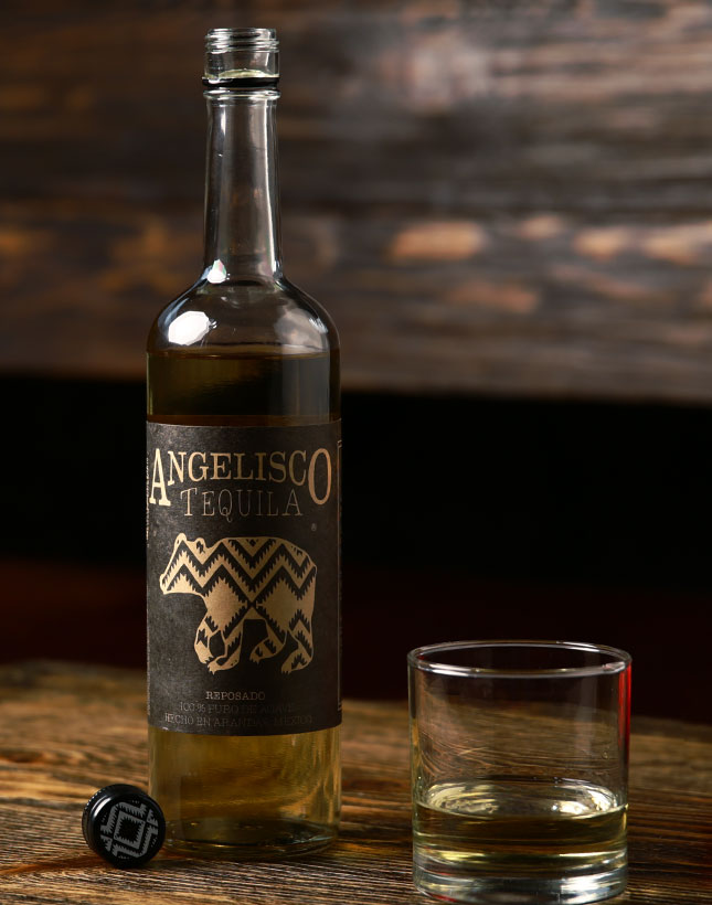 Back Bar Project Angelisco Tequila